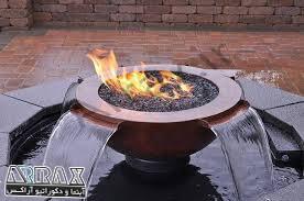 آبنما آب و آتش